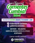 En Vivo: Corrientes Cumbia Virtual